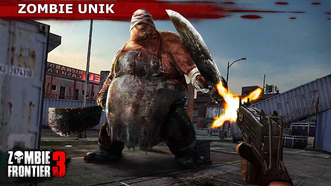 game zombie terbaik 3d android