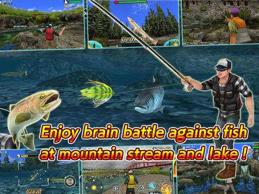 Tải Game Fly Fishing 3D II Hack