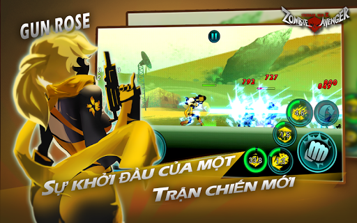 Zombie Avengers Dreamsky Stickman War Z Hack Full Tiền Cho Android