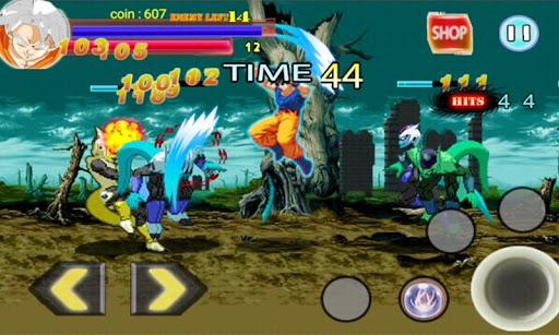 Siêu XayDa Goku Đại Chiến Hack Full Tiền Vàng