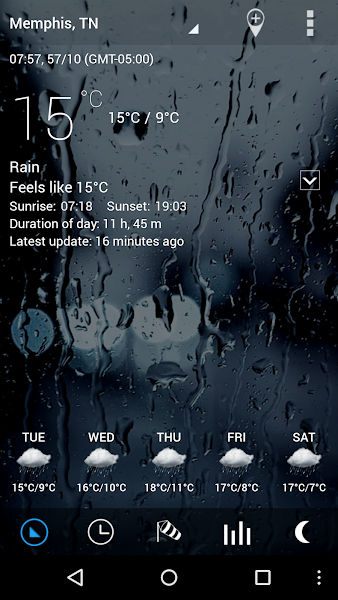 sense-flip-clock-weather-pro-screenshot-3
