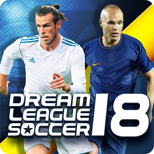 Dream League Soccer 2018 v5.04 [Mod Money]