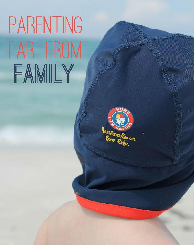 Parenting Far From Home {Guest Post} - Babywise Mom