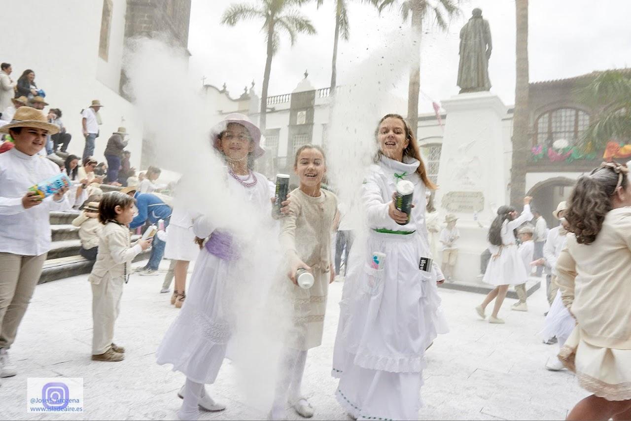 Fiesta de Indianitos de La Palma 2018