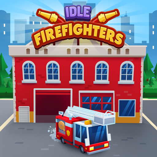 Idle Firefighter Tycoon - Fire Emergency Manager V1.14 Mod Unlimited Money