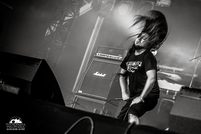 Wormed @Hellfest 2017, Clisson 16/06/2017
