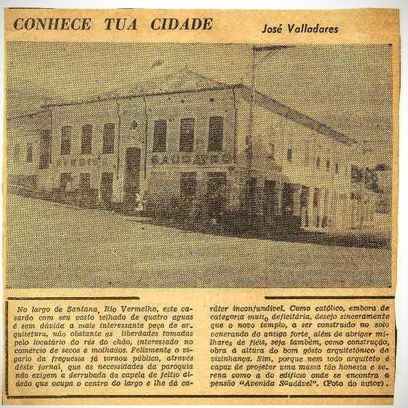 Conhece tua cidade - 15/04/1959 - A Tarde