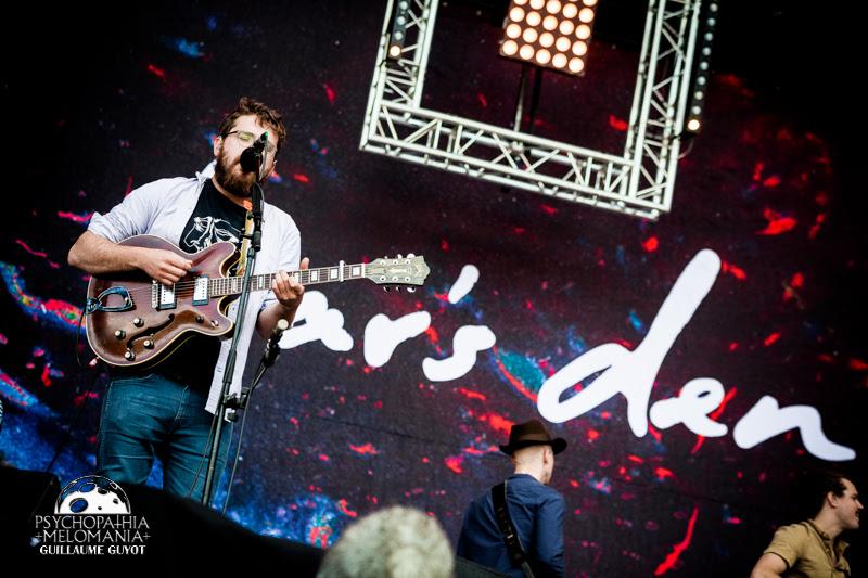 Bear's Den @Main Square Festival 2016, Arras 02/07/2016