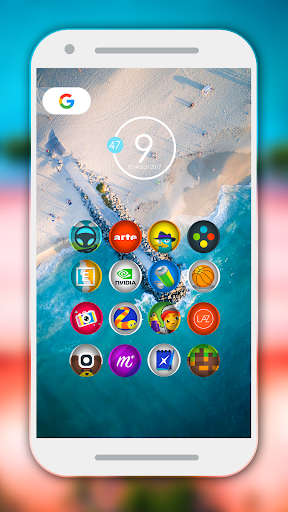 Flox - Icon Pack