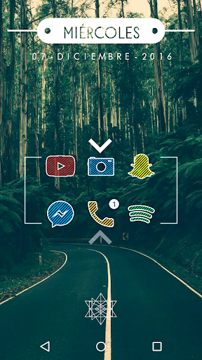 Pixel Stripes Icon Pack