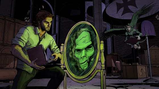 The Wolf Among Us Game Apk Download