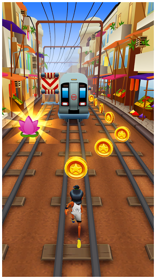 Subway Surfers v1.17.0 MOD APK Arcade & Action Games Free Download