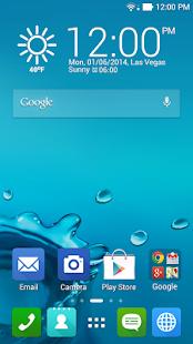 Asus Zenfone Launcher Terbaru