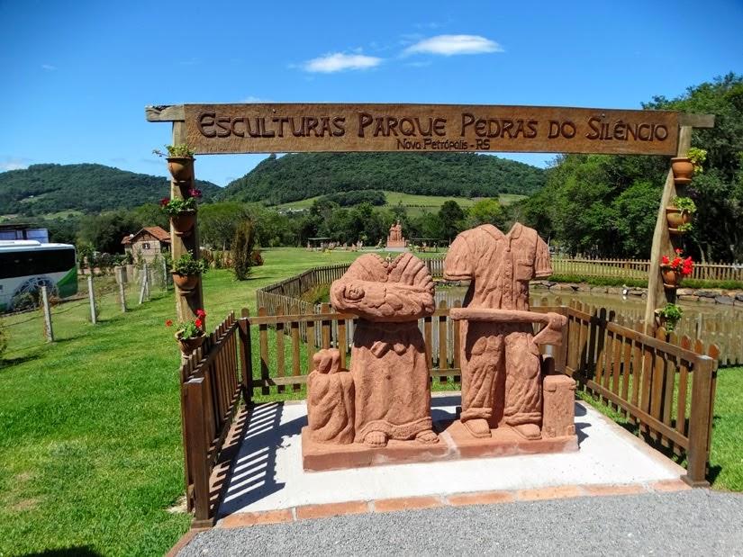 Parque Pedras do Silêncio - Nova Petrópolis - RS