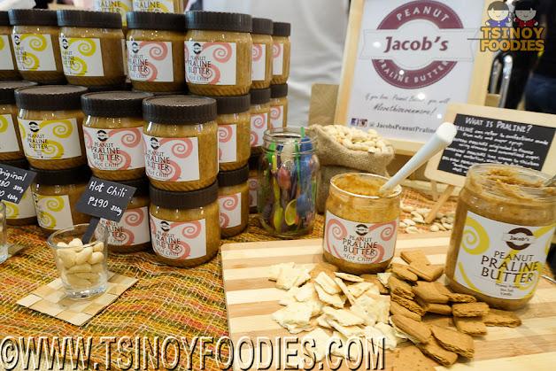 jacobs peanut praline butter