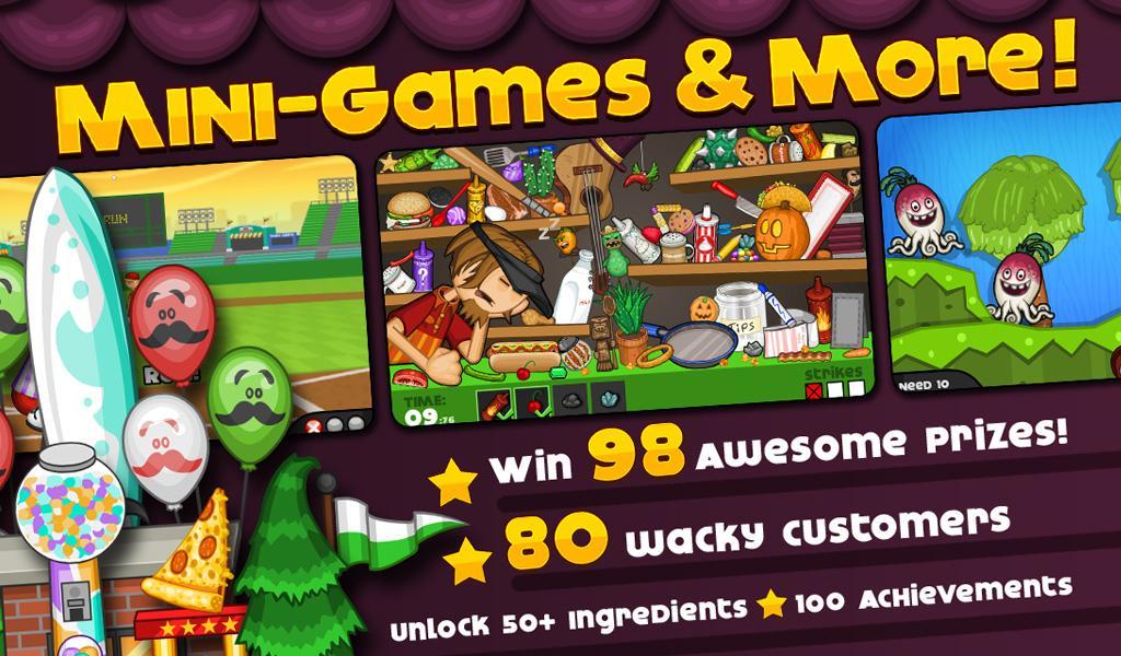 Papa's Freezeria HD v1.0.1 APK Casual Games Free Download
