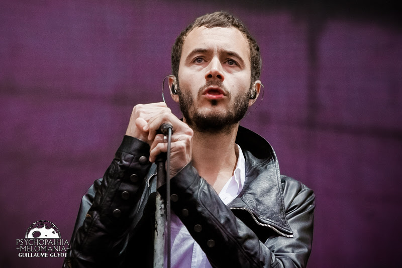 Editors @Main Square Festival 2016, Arras 03/07/2016