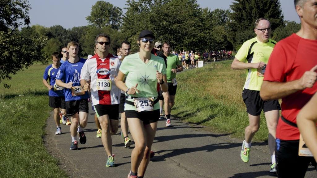 WIEDER!!! Halbmarathon-Hölle!
