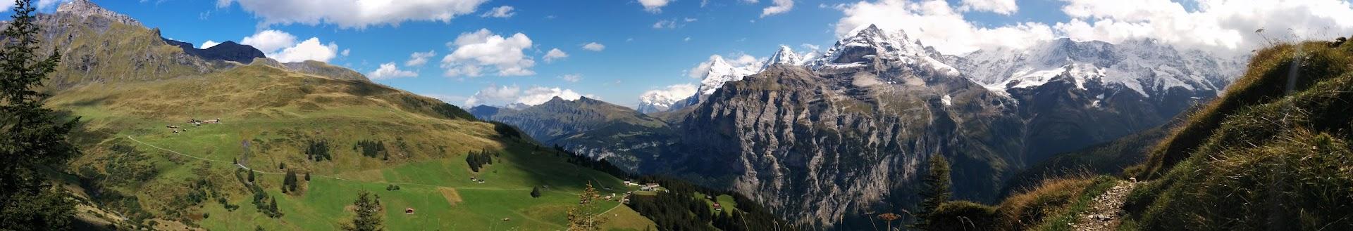 Berner Oberland Hike