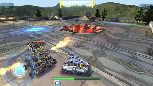 Robot Crash Fight Mod Tiền