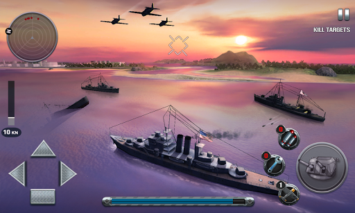 Ships of Battle The Pacific War Hack Cho Android
