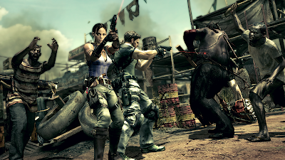 Download Game Resident Evil 5 PC