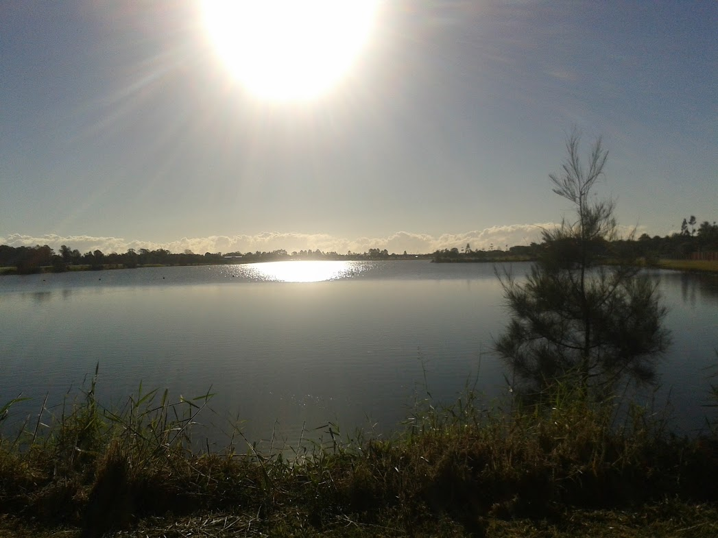 Regatta Lake Coomera - Sunrise