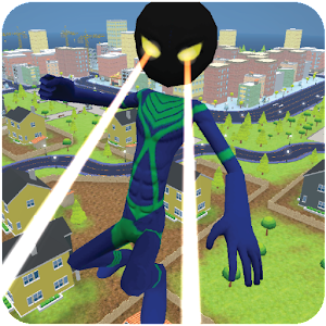 TheMod (APK MODS): Stickman Superhero - Mod Menu