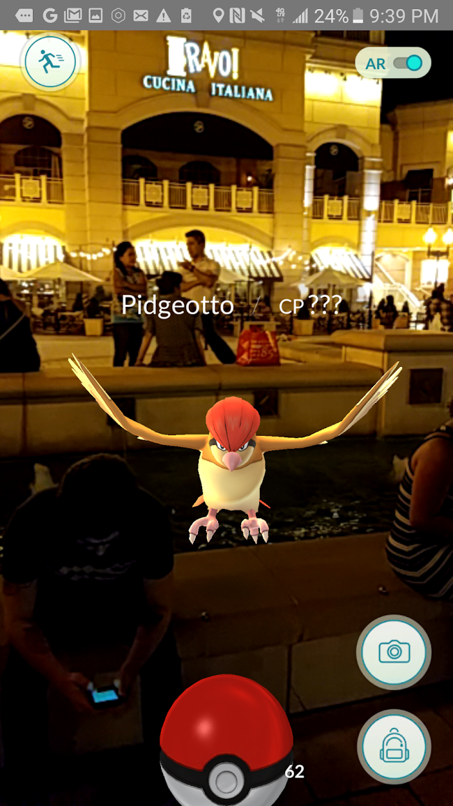 Lets Go! Back to the Community but Be Aware. My quick random thoughts on the Pokemon Go Fad