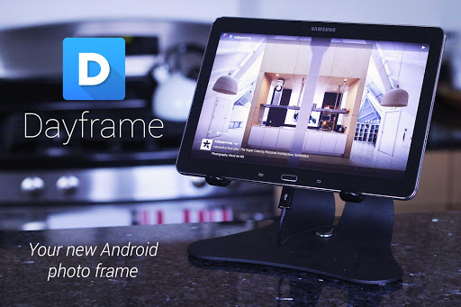 Dayframe (Photos & Slideshow) - Your new Android photo frame app