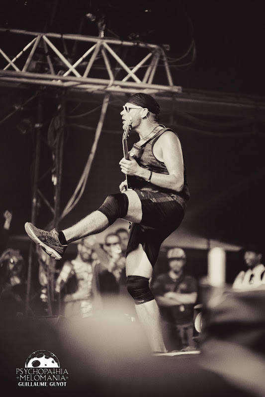 Killswitch Engage @Hellfest 2016 - vendredi 17/06