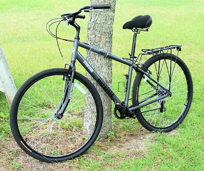 Freth's Recumbents: Parts Bike