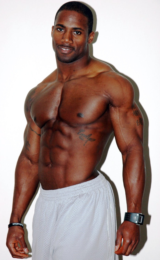 Muscular Naked Black Men 67