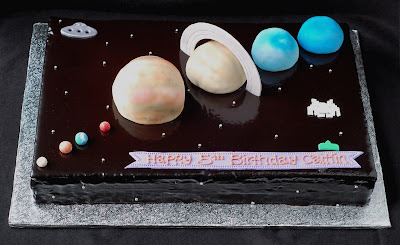 Charmaine's Pastry Blog: The final frontier