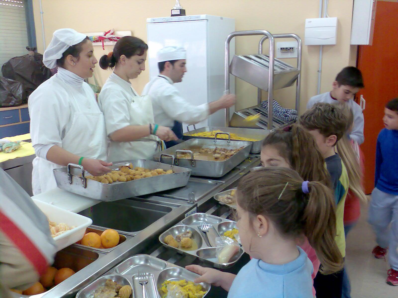 Becas Comedor Escolar para el curso 2010-2011 | APA Colegio La Encina