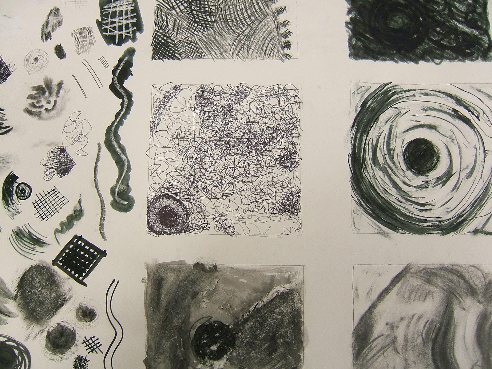 Alix Dessain Drawing Mark Making