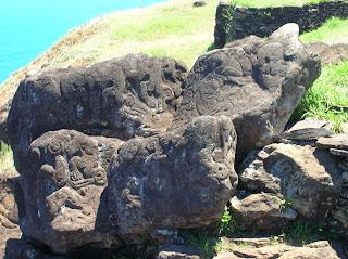 Litograbado, Isla de Pascua, Easter Island, vuelta al mundo, round the world, La vuelta al mundo de Asun y Ricardo