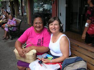 Riri, hospitalidad tahitiana, Tahití, Polinesia Francesa, vuelta al mundo, round the world, La vuelta al mundo de Asun y Ricardo