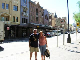 Barrio The Rocks, Sidney, Sydney, Australia, vuelta al mundo, round the world, La vuelta al mundo de Asun y Ricardo