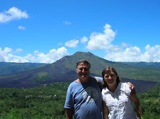 Volcán Kintamani; Bali, Indonesia, vuelta al mundo, round the world, La vuelta al mundo de Asun y Ricardo