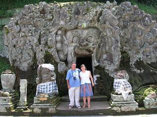 Cueva del Elefante, Goa Gajah, Bali, Indonesia, vuelta al mundo, round the world, La vuelta al mundo de Asun y Ricardo