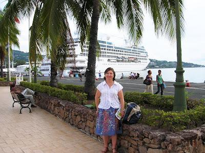 Puerto de Papeete, Tahití, Polinesia Francesa, vuelta al mundo, round the world, La vuelta al mundo de Asun y Ricardo