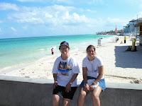 embarcadero ferry, playa del carmen, caribe, mexico, vuelta al mundo, Asun y Ricardo, round the world, informacion viajes, consejos, fotos, guia, diario, excursiones