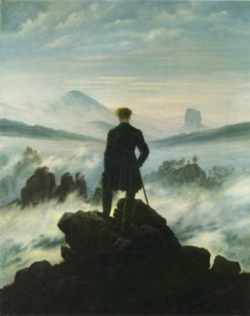 Who are you? (German Romanticism)