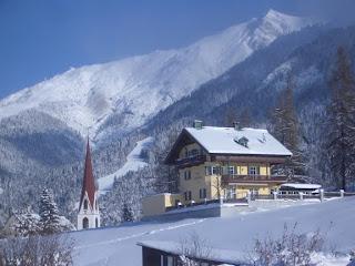 skier a innsbruck