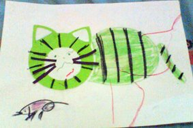 Kucing atau Harimau