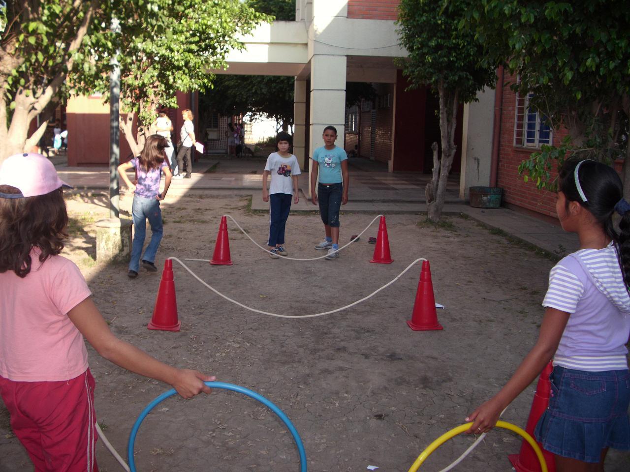 Centro Cultural Expresarte Juegos Recreativos