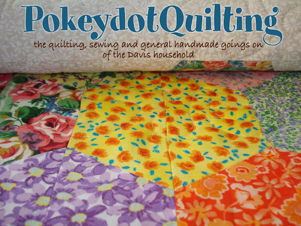 Pokeydotquilting