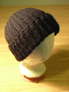 Knitting with Fire  Free Watch Cap Hat Pattern 07aef1c33d8