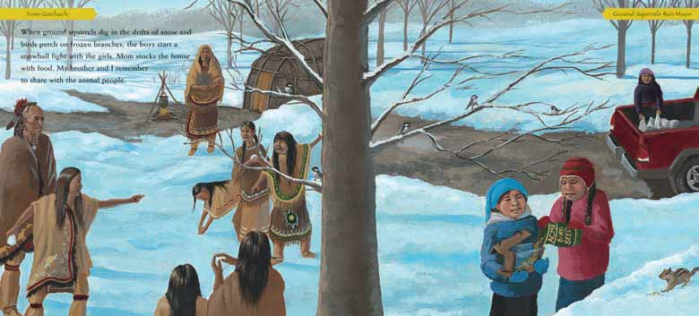 American indians in childrens literature aicl carla messingers heres a page about winter activity click on the image and a larger image will open publicscrutiny Image collections